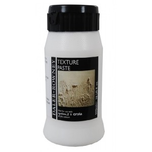 Daler Rowney Acrylic Medium Texture Paste