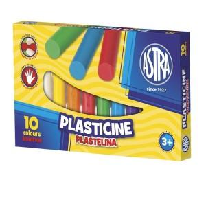 ASTRA Plasticine 10 colors