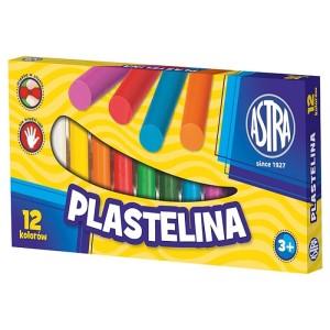 ASTRA Plasticine 12 colors