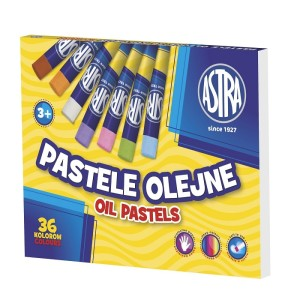 ASTRA  Oil pastels 36 colors