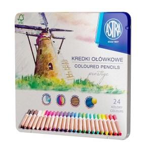 ASTRA Colored pencils PRESTIGE 24 colors