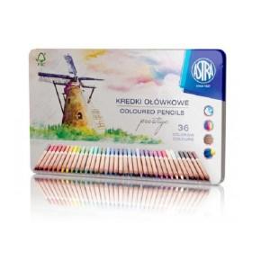 ASTRA Colored pencils PRESTIGE 36 colors