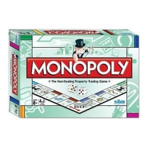 Nilco Monopoly High Lux Arabic Edition