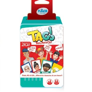 Nilco Guess Who Card Game for Kids