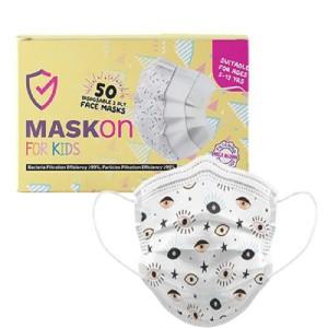 MaskOn Kids: KIDS - EYES - 50 Pack