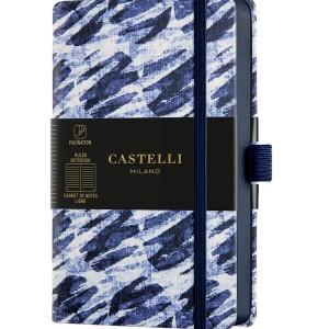 Castelli Milano SHIBORI Bubbles Notebook Rigid cover