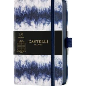 Castelli Milano SHIBORI Steam Notebook Rigid cover