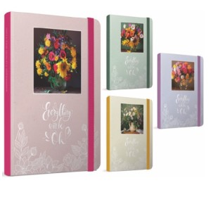Gipta Everything Lined Hard cover Notebook