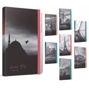 Gipta Episode Lined Hard cover Notebook