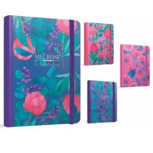 Gipta Melrose Lined Hard cover Notebook