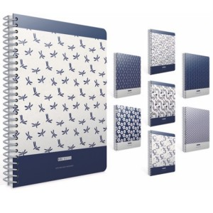 Gipta Koi Notes Lined Hard cover Notebook
