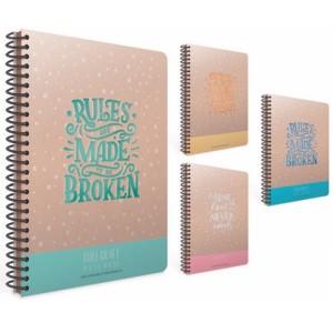 Gipta Full Craft plain Hard cover Notebook