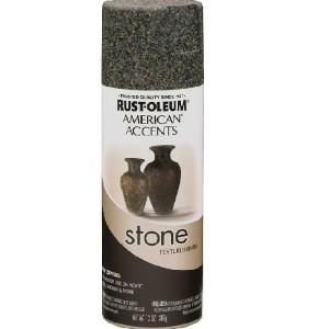 Rust-Oleum Stone Creations Spray Black Granite