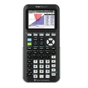 Texas Instruments TI-84 Plus CE-T Graphing Calculator