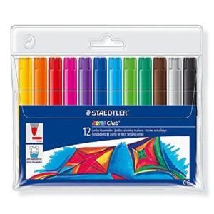 Staedtler Noris Club 340 WP12 Jumbo Colouring Markers