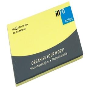 INFO Sticky Notes 75 X 125 MM