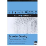 Daler Rowney Smooth Drawing Gummed Pad 96gsm