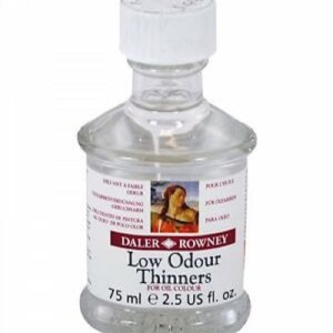 Daler Rowney Low Odour Thinners 75ml