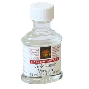Daler Rowney Goldfinger Varnish 75 ml