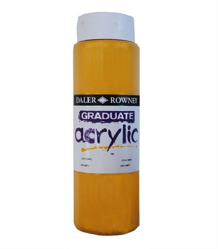 Daler Rowney GRADUATE ACRYLIC Paint