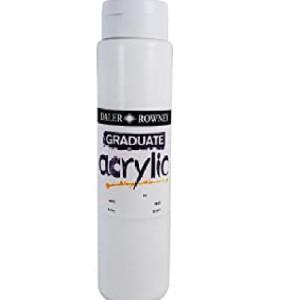 Daler-rowney Graduate Acrylic 1000ml