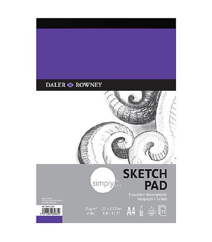 Daler Rowney Simply Sketch Pad