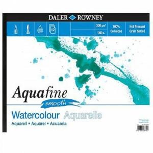 Daler Rowney Aquafine Smooth Pad A3
