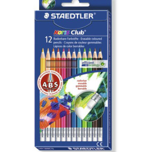 Staedtler Erasable Colored Pencils 12 Colors