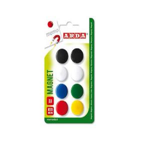 Arda Magnets 20MM SET 8