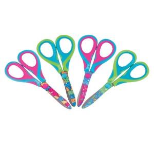 Serve Berry Fluo Colours Scissors