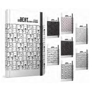 Gipta Beat Hard Cover Notebook