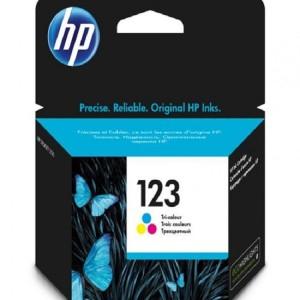 hp 123 Original Tricolor Ink Cartridge