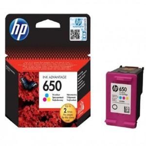Hp 652 Ink Advantage Cartridge - F6v24ae Tri-color