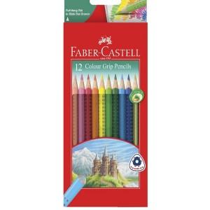 Faber-Castell colored pencils : 12 color