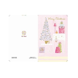 Editor : Mery Crithmas Greeting Card