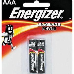 Energizer Alkaline  AAA Batteries
