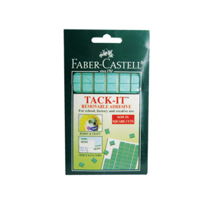 Faber Castell Blu Tack, Removable, 50gm
