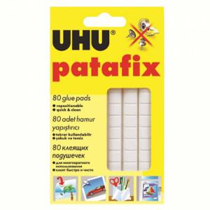 UHU Patafix White Tack Pads 80 Pads